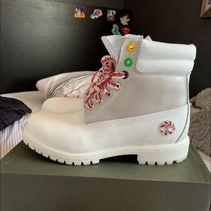 Timberland Christmas Boots